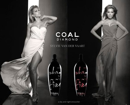 Immagine di Coal Diamond Night Fire di Sylvie van der Vaart