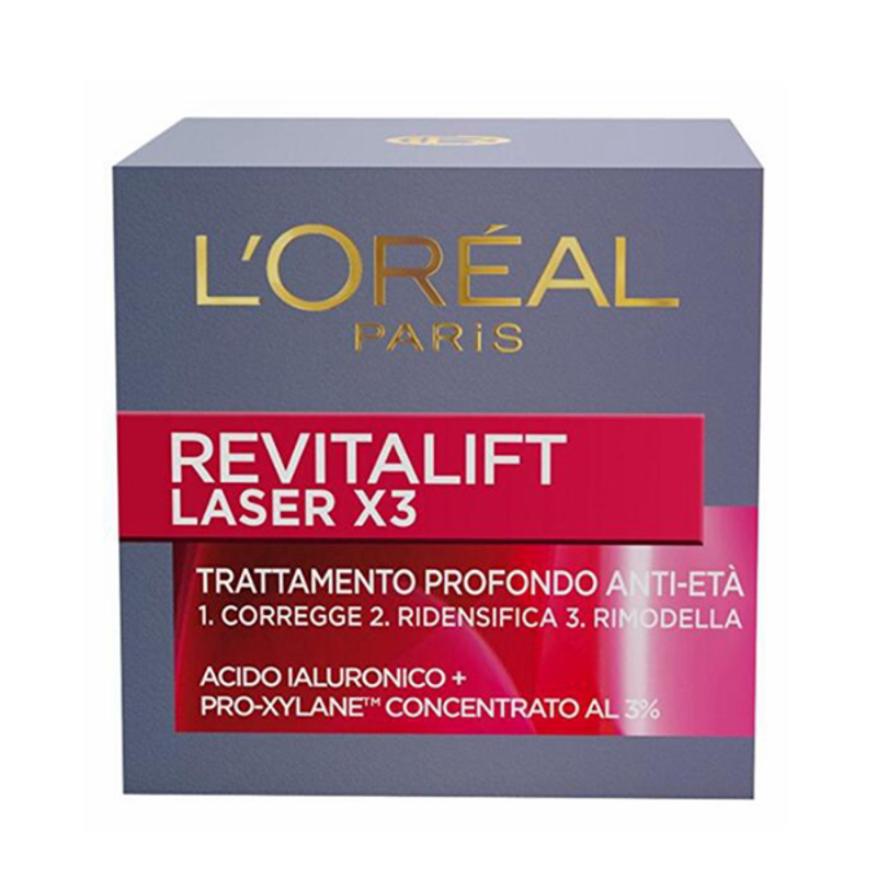 Immagine di L'Oréal Paris Revitalift Laser X3 - 50 ml