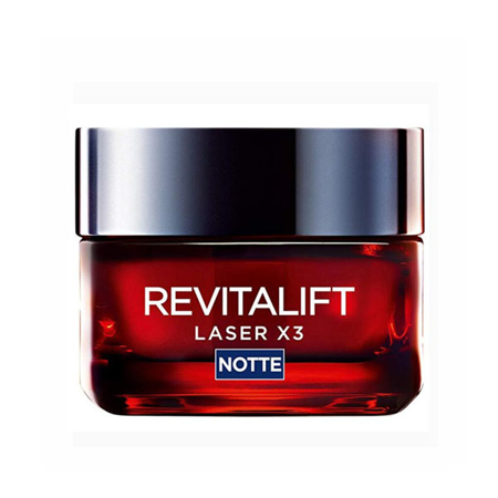 Immagine di L'Oréal Paris Revitalift Laser X3  Notte - 50 ml